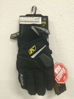 Sell Klim Inversion Pro Snowmobile Gloves Cold Weather Windproof Gore-WindStopper motorcycle in Longview, Washington, United States, for US $71.99