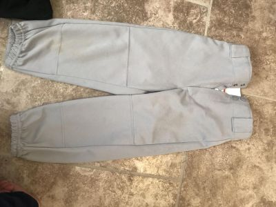 Football pant no rip or stain