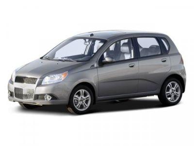 2009 Chevrolet Aveo Aveo5 LS (Tahiti Green)