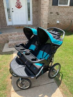 Baby Trend Double Jogger