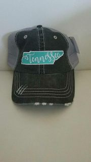 Boutique Tennessee Cap