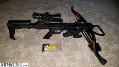 For Sale/Trade: New crossbow package.