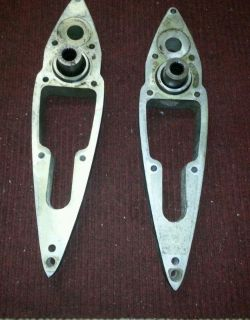 "Find 2 USED MERCURY RACING TR MERCRUISER TRS OUTDRIVE 2"" SPACER STERNDRIVE motorcycle in Burbank, Illinois, US, for US $375.00"