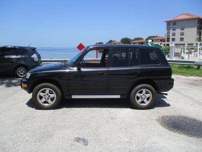 2000 Toyota RAV4 L Special Edition (Black)
