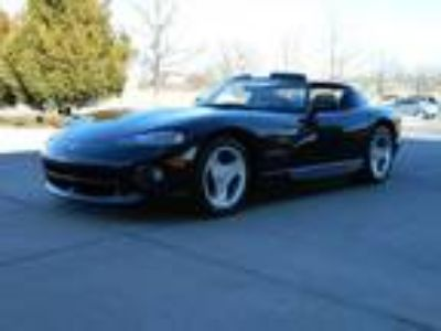 1995 Dodge Viper RT-10 Low Miles