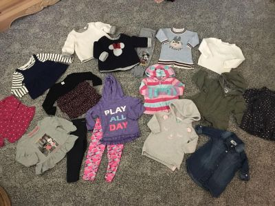 12-18 Month Girl Clothing Lot