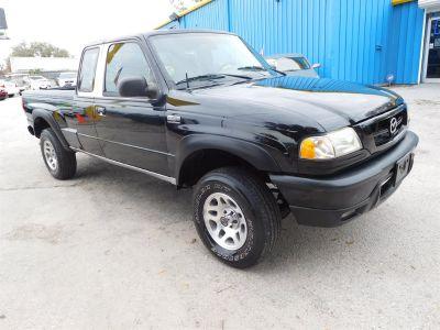 2003 Mazda Truck B3000 Dual Sport (Black)