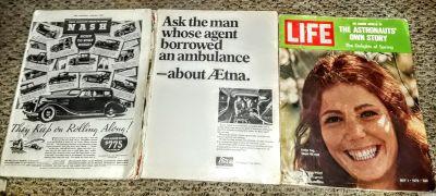 Vintage/Antique Magazines (1940's & Up)