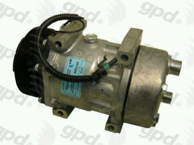 Buy A/C Compressor for 94-96 Jeep Cherokee ,95 Jeep Wrangler SE, Sahara GPD 6511609 motorcycle in Harlem, Georgia, United States, for US $80.00