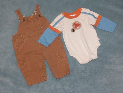 0 - 3 Months Outfit