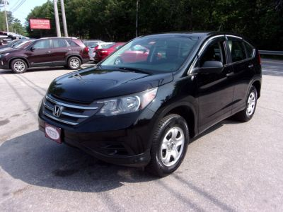 2014 Honda CR-V LX (Black)