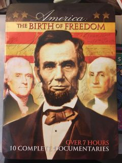The Birth of Freedom and Revolutionary War NEW