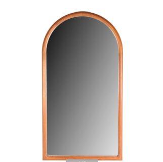 vintage danish teak mirror by kai kristiansen