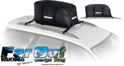 Buy NEW YAKIMA FAR OUT 3 IN 1 SOFT CARGO LUGGAGE GEAR CARTOP CARRIER BAG motorcycle in West Bend, Wisconsin, US, for US $129.99