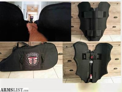 """For Sale/Trade: The Perfect Christmas Present for the Prepper in your family - Baker Ballistic """"TacticalBat"""" ballistic shield"""