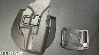 For Sale: Blackhawk CQC Holster for Glock 19/23