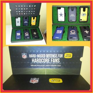 Official NFL iPhone Otter Box Collection