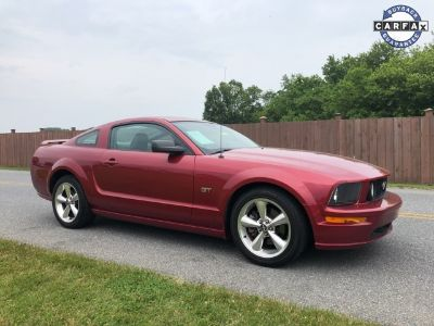 2007 Ford Mustang GT Deluxe (red)
