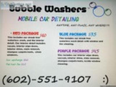 Bubble Washers