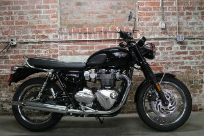 2017 Triumph Bonneville T100 Cruiser Motorcycles Greensboro, NC