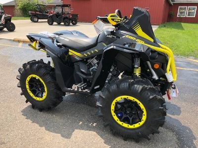 2018 Can-Am Renegade X MR 1000R Sport ATVs Cambridge, OH