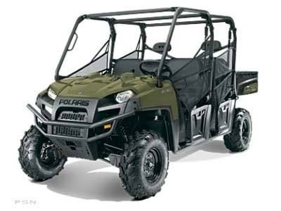 2011 Polaris Ranger Crew 800 Side x Side Utility Vehicles Brazoria, TX