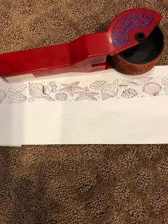 ROLLAGRAPH ROLLER STAMP