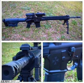 For Sale: Umbrella Corporation AR-15