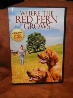 Where the Red Fern Grows DVD. Meet in Angleton.