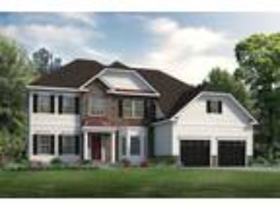 The Jereford Traditional by Tuskes Homes: Plan to be Built