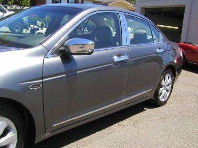 Sell HONDA ACCORD 4 DOOR MC67419 Chromed ABS Mirror Covers 2 Each Trim 2008-2012 motorcycle in Cleveland, Ohio, US, for US $53.05