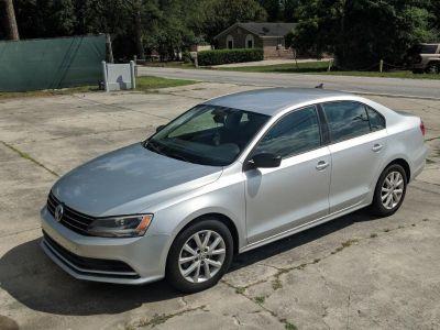 2015 Volkswagen Jetta SE (Silver Or Aluminum)