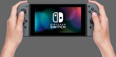 ISO Nintendo switch console