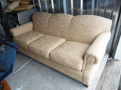 Havertys sofa &chair(credit card accepted) free delivery