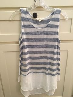 Boutique Top by Hem and Thread SIZE M