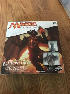 New magic the gathering board game expansion pack