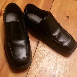 Boys dress shoes youth size 2