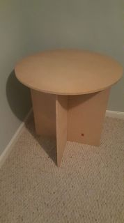 Particle Board Table