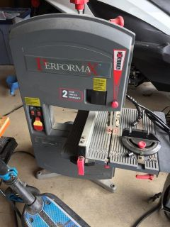 Performax Band Saw