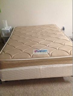 moving sale, queen size bed