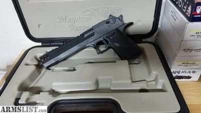 For Sale/Trade: Mark 19 Factory Compensated Desert Eagle .44 Mag lot