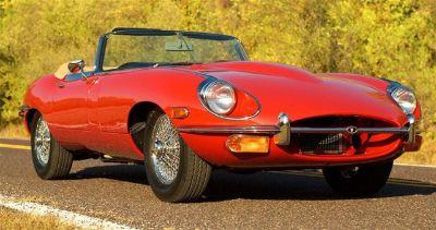 1969 Jaguar E Type Roadster