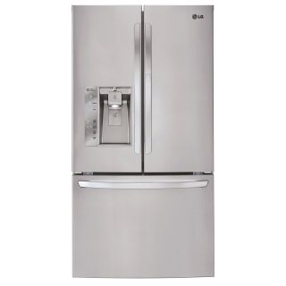 LG 28.6-cu ft French Door Refrigerator with Dual Ice Maker Brand New
