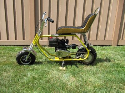 Mini Bike,1970 Hpe Muskin Cat Eliminator Minibike