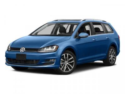 2016 Volkswagen Golf SportWagen TSI Limited Edition (Reflex Silver Metallic)