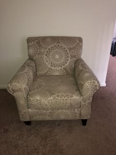 Sofa Sleeper and Accent Chair