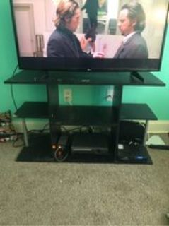 tv stand (only)