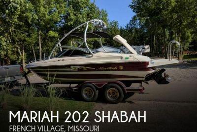 2000 Mariah 202 Shabah