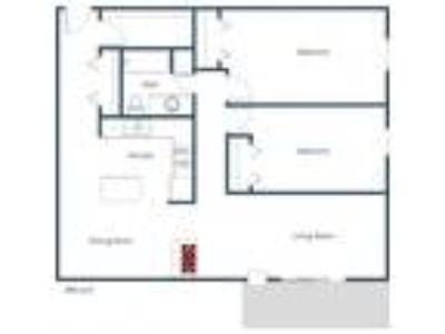 Dellwood Estates - 2 BR - Plan A