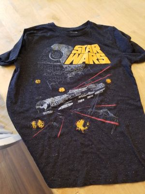 Star wars super soft adult medium
